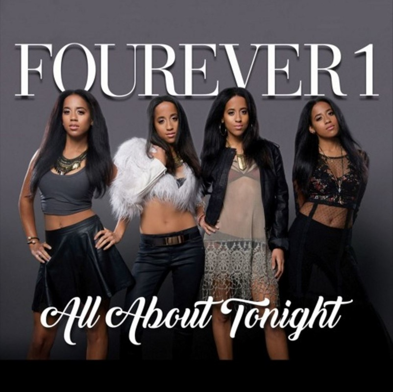 All About Tonight Album Cover